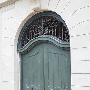 filter_Front Door Grill, door knobs & rain plates