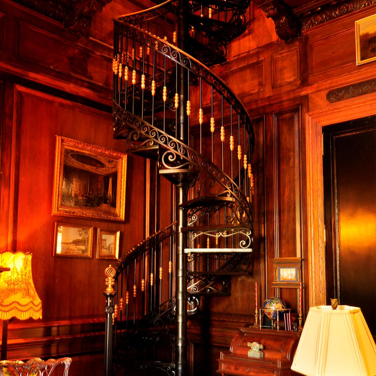 The Spiral Stair Attraction Belt