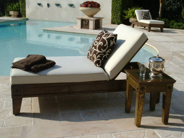 filter_Bronze Chaise Longue