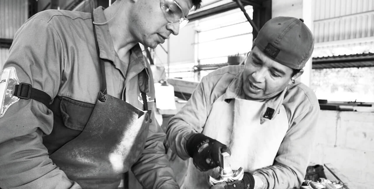 Craftsmanship - Belt Atelier