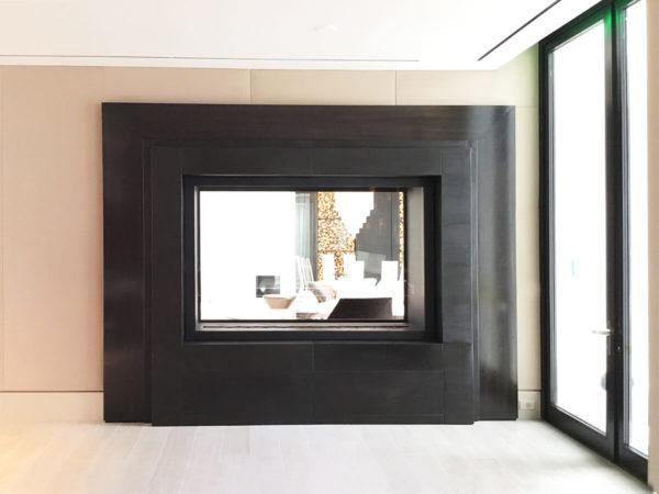 filter_Fireplace Mantel – Metal Cladding