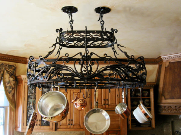 filter_Hanging Cookware Rack