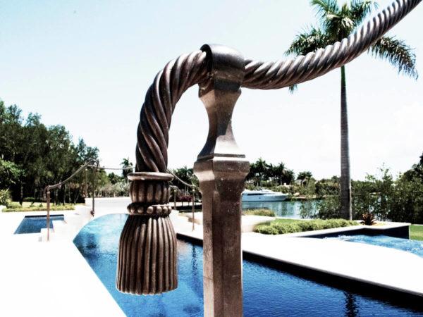 filter_Bronze Sculpted Handrail