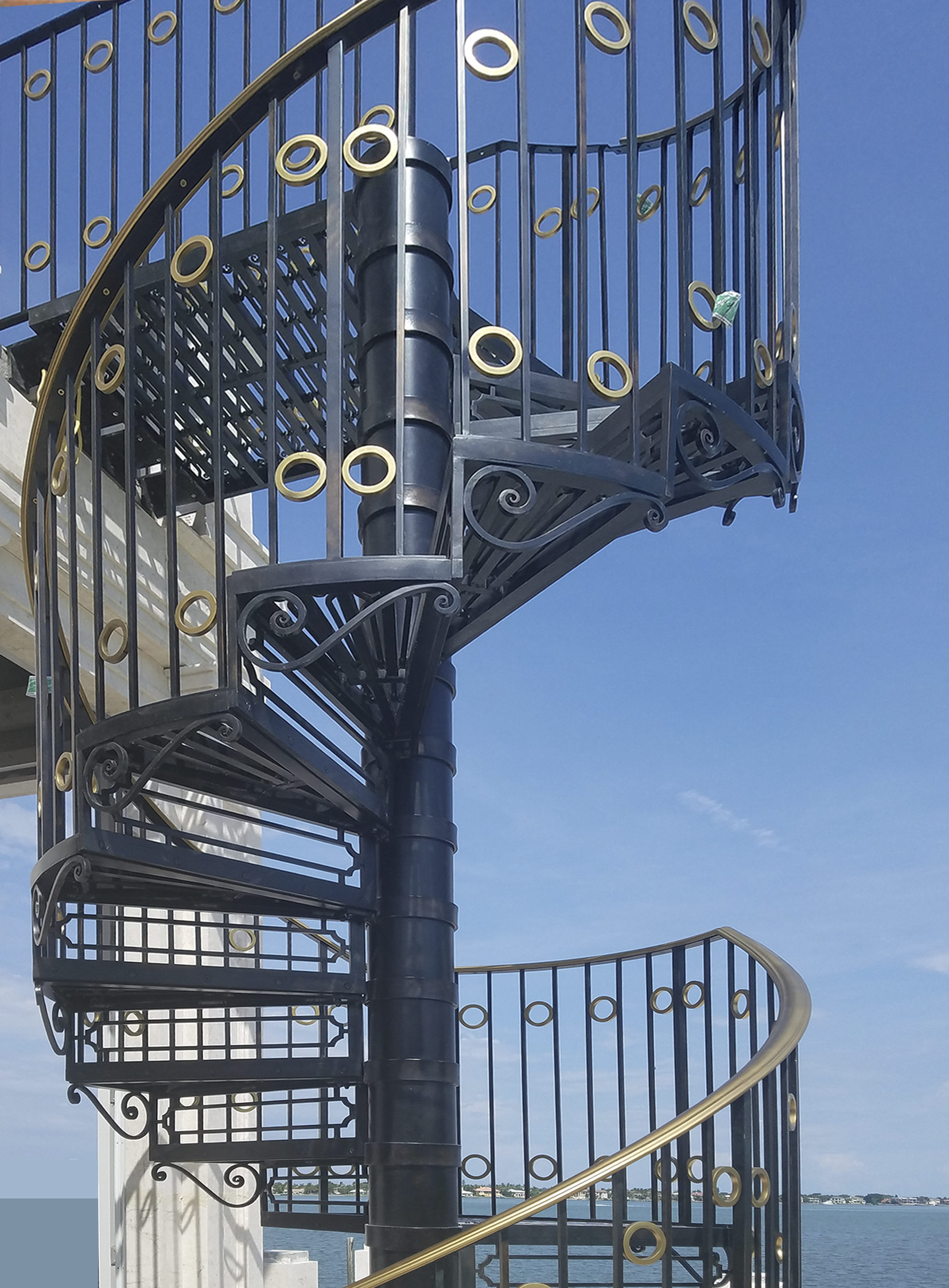 The Spiral Stair Attraction 5 - Belt Atelier
