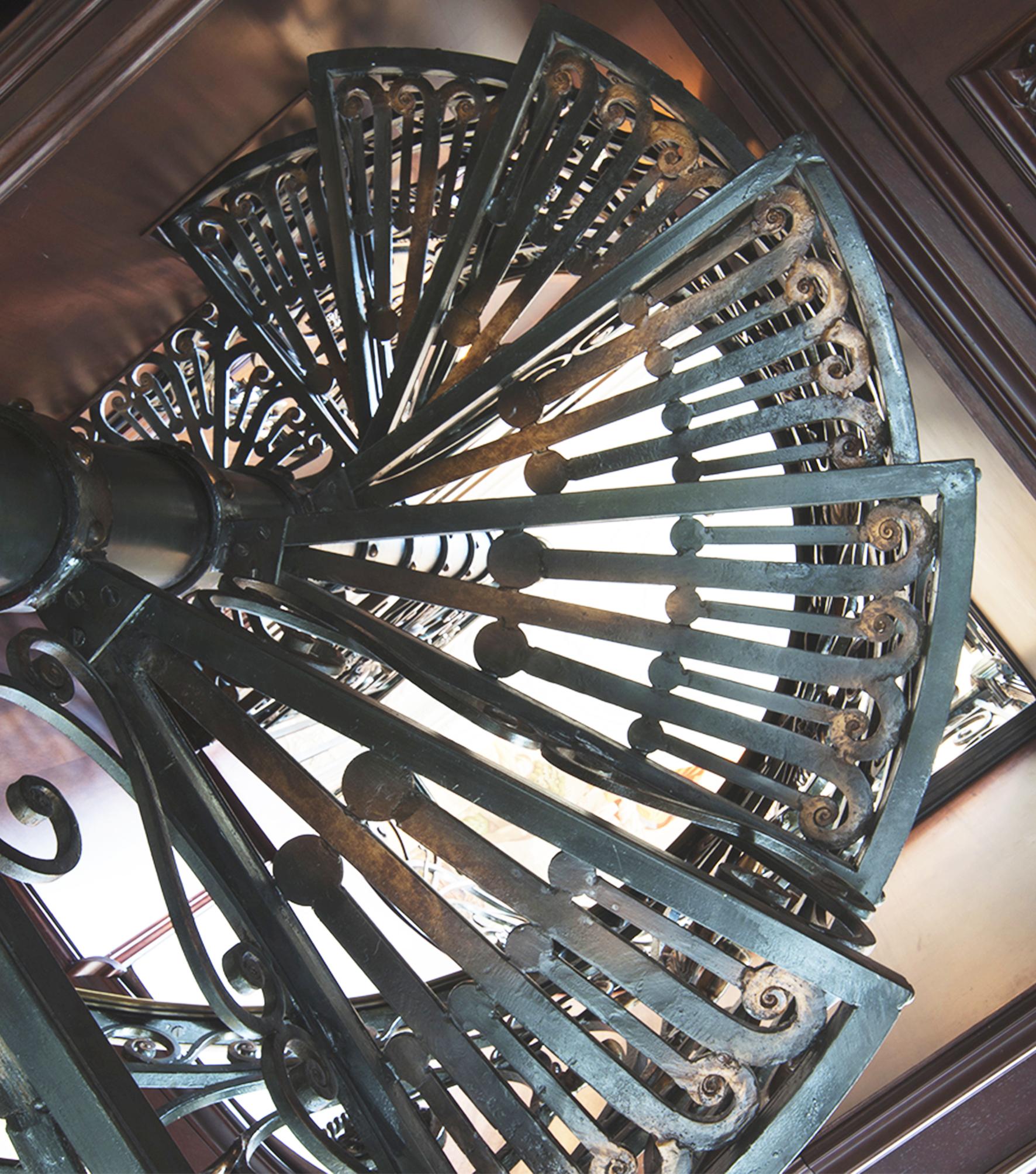 The Spiral Stair Attraction 2 - Belt Atelier