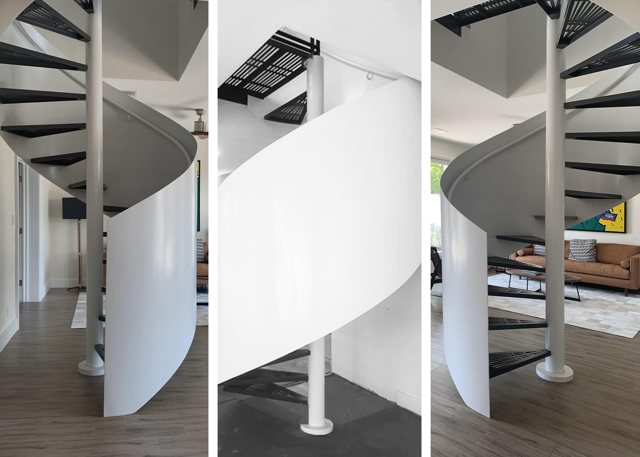 The Spiral Stair Attraction 8 - Belt Atelier