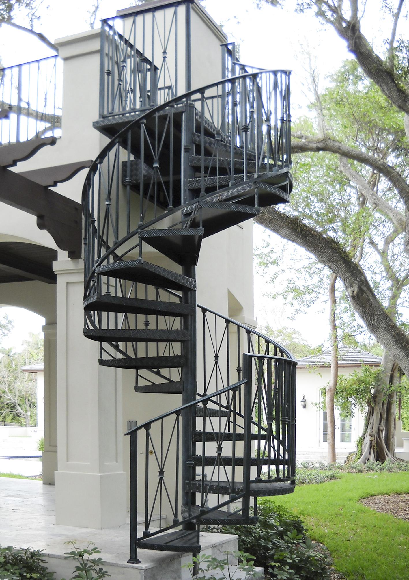 The Spiral Stair Attraction - Belt Atelier