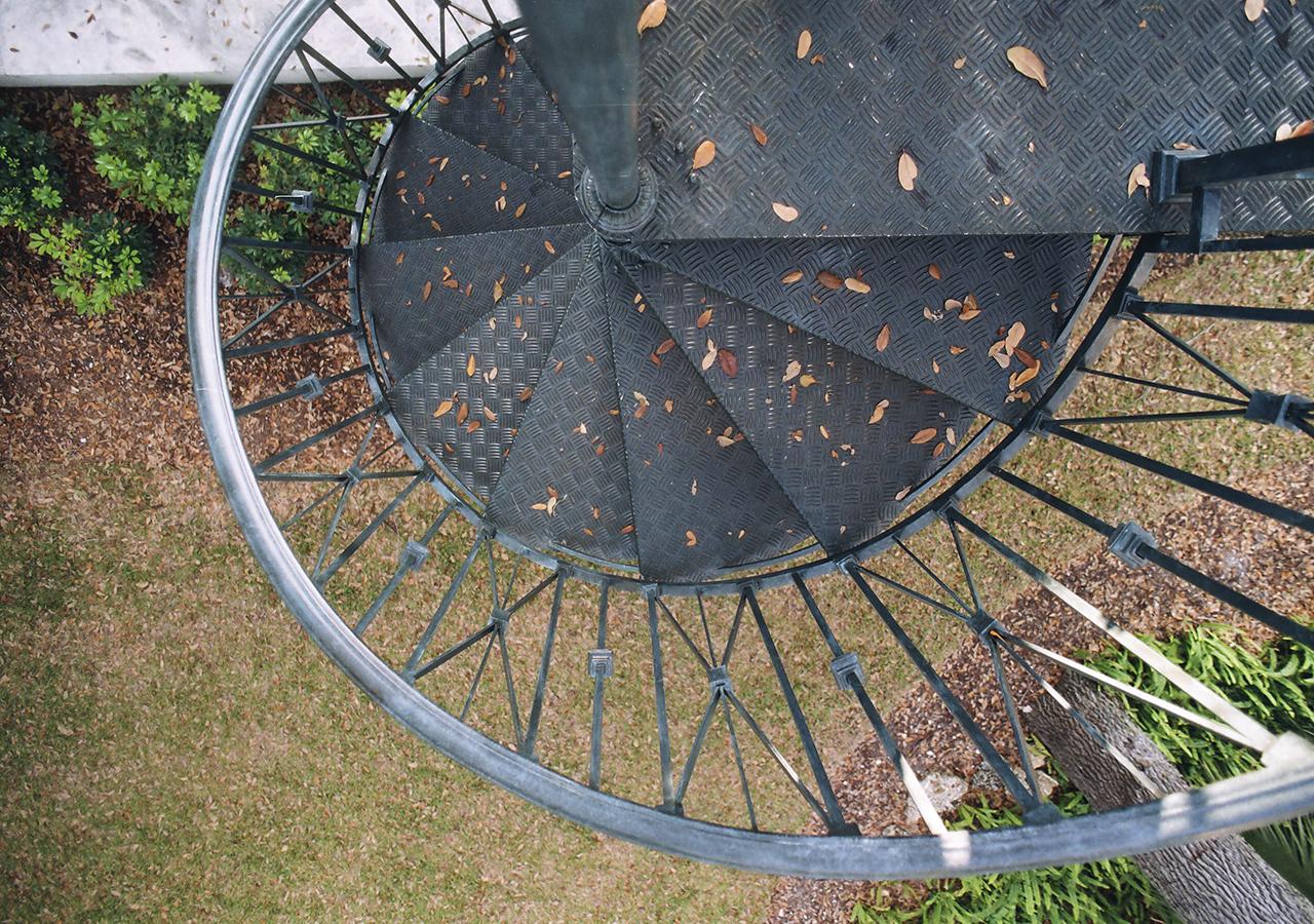 The Spiral Stair Attraction 1 - Belt Atelier