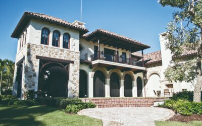 A Gorgeous spanish colonial revival at Port Royal