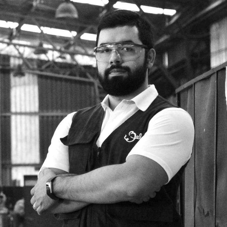 Alejandro  Jaramillo, Product Development Leader - Belt Atelier